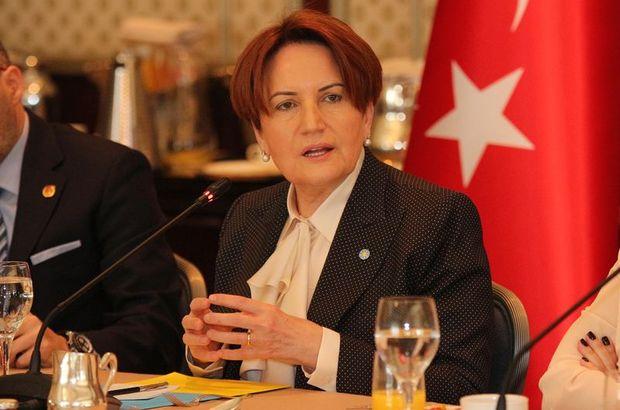 İYİ Parti lideri Akşener: Afrin'den sonra Fırat'ın doğusunda gereği yapılmalı
