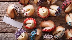 Şans kurabiyesi nasıl yapılır? Şans kurabiyesi tarifi ve malzemeleri...