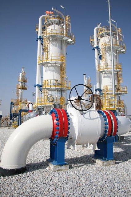 Konutların doğalgazının yarısı Tuz Gölü'nde depolanacak