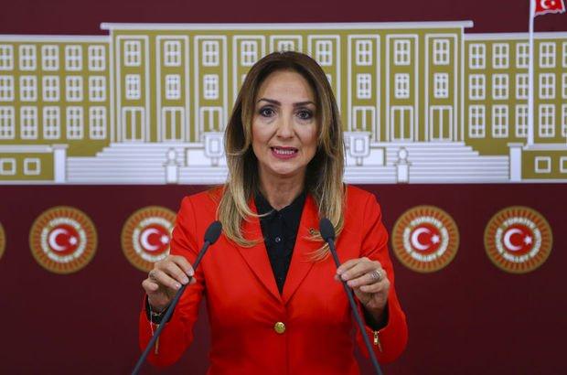 Aylin Nazlıaka'nın CHP'ye dönüş dilekçesi geri çekildi