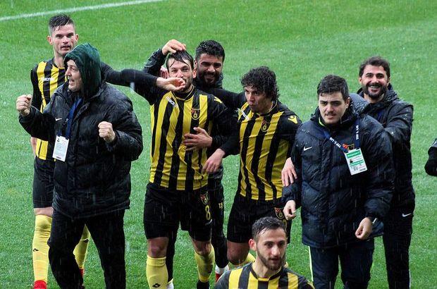 İstanbulspor-Ümraniyespor