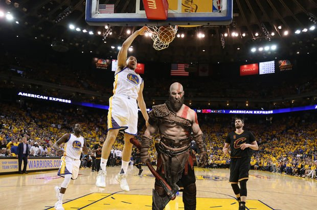 God of War NBA