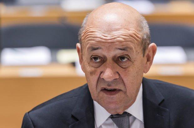 Fransa Dışişleri Bakanı: Suriye'de Irak'ın rolüne güveniyoruz