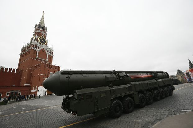 Rusya Kazakistan'da yeni füzesini test etti