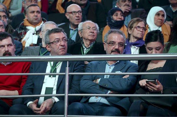 CHP'li Altay: TBMM Başkanvekili'nin genel başkan olacağı kongreye gittim