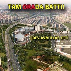 ORA AVM 1.6 MİLYAR TL BORÇLA İFLAS ETTİ