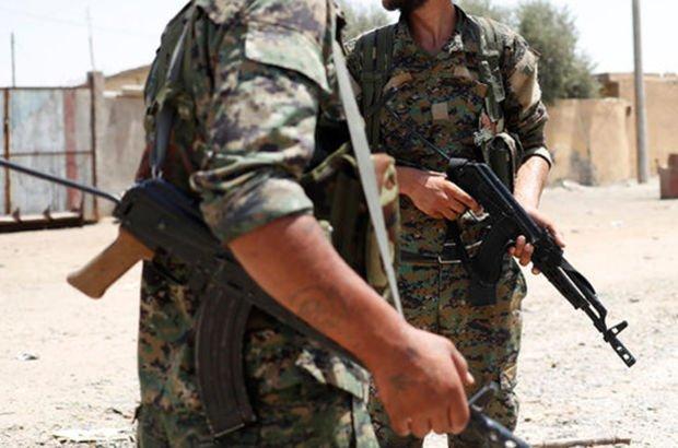 PYD PKK Zeytin Dalı Harekâtı  Suriye Afrin