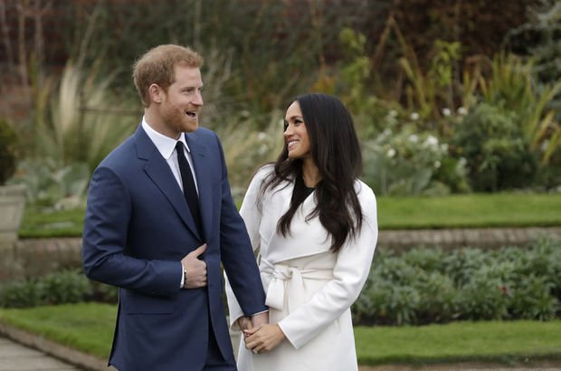 Prensi Harry Meghan Markle