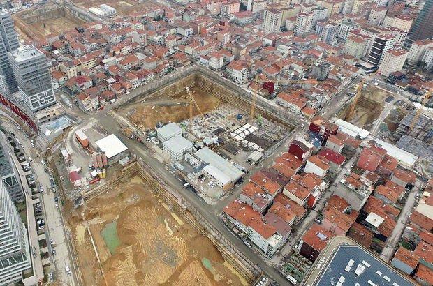 İstanbul Fikirtepe kentsel dönüşüm