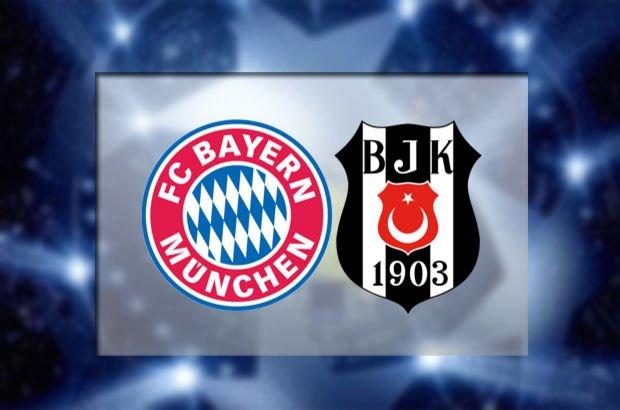 Bayern Münih - Beşiktaş