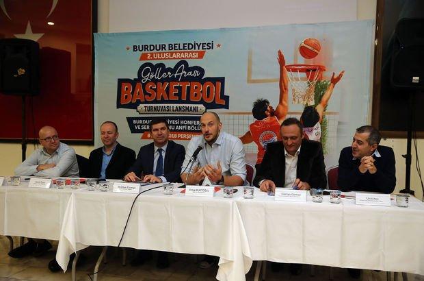 Burdur'da Başkan Ali Orkun Ercengiz'den salon müjdesi