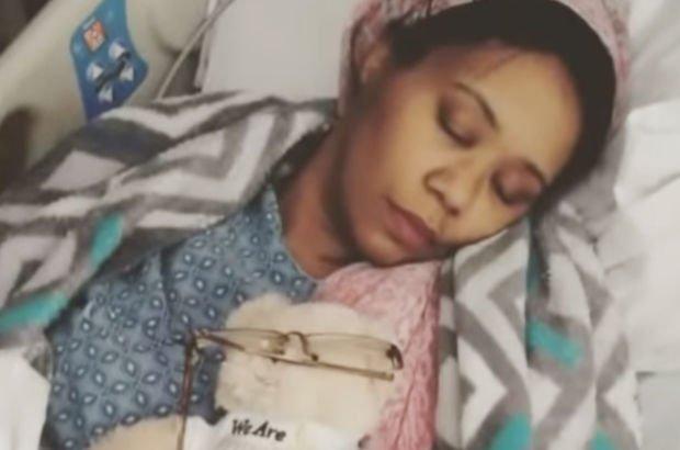 Amerikalı kadın uykuya daldı İngiliz aksanıyla uyandı