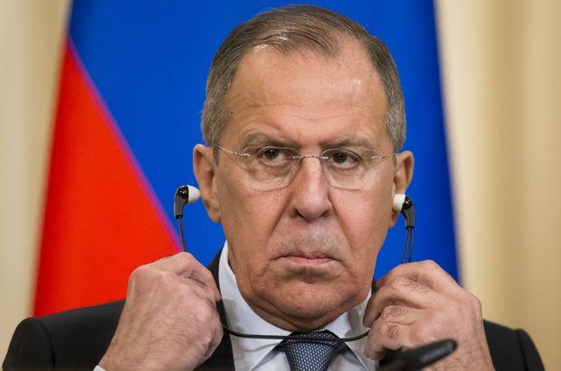 Rusya'dan ABD'ye sert tepki: Suriye'nin bütünlüğünü hedef alıyorlar!
