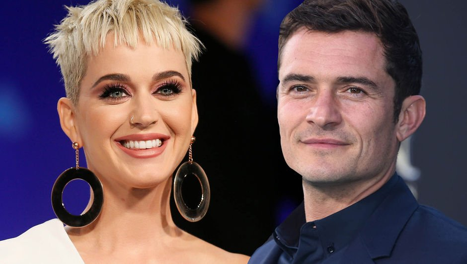 Katy Perry - Orlando Bloom