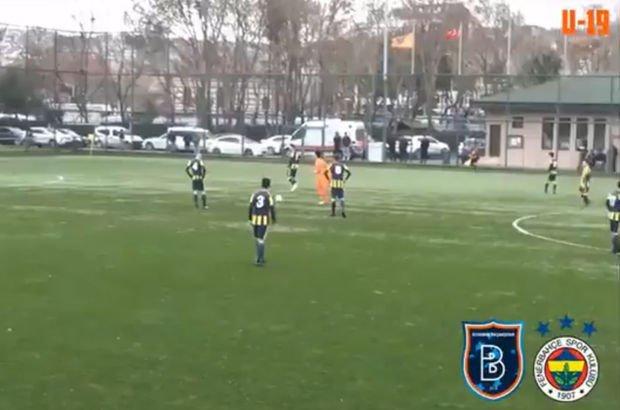 Başakşehir Fenerbahçe u19