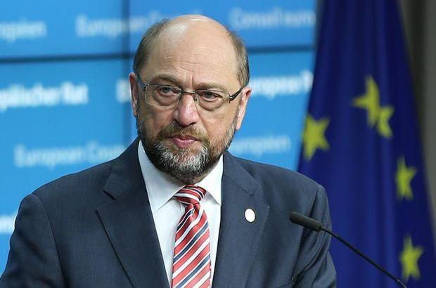 SPD Genel Başkanı Schulz