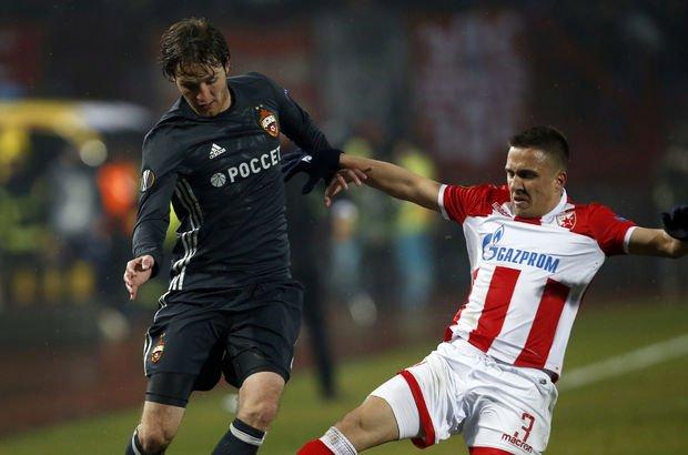 Kızılyıldız-CSKA Moskova
