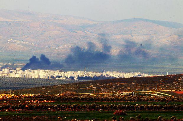 ABD'den art arda son dakika Afrin açıklaması!
