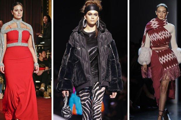 New York Moda Haftası ile 2018'in trendleri