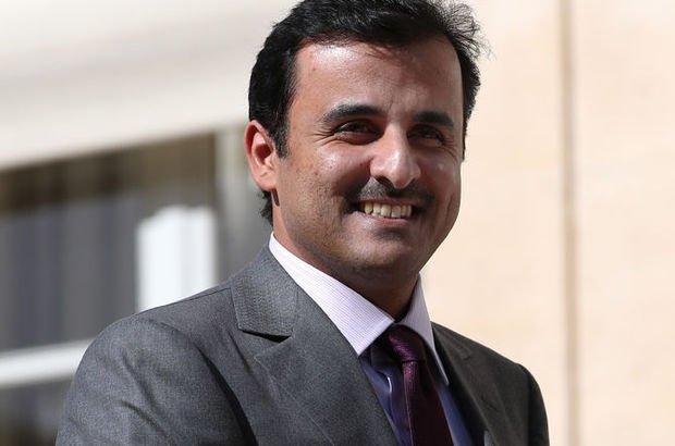 Katar  Şeyh Temim bin Hamed Al Sani
