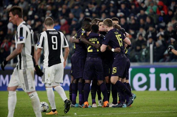 Juventus Tottenham maçı özeti