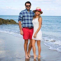 Miami'deki düğüne Nişantaşı'ndan gelinlik