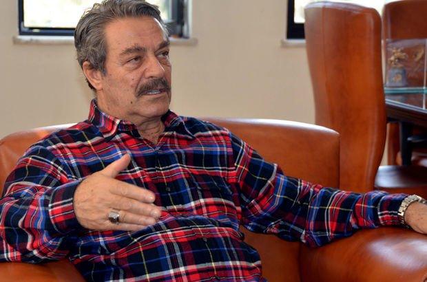 Kadir İnanır Prof. Yunus Aydın felç