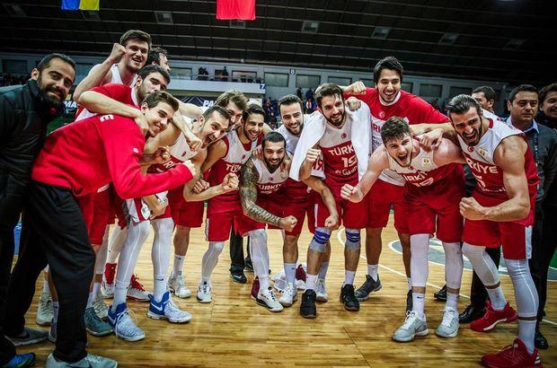 A Milli Basketbol Takımı