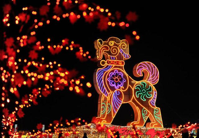 Çin'de yeni yıl kutlamaları    12 Hayvanlı Çin Ay Takvimi'ne
