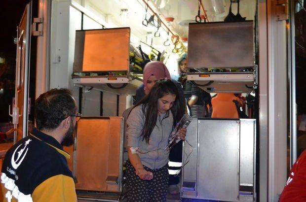 Aksaray'da gıda zehirlenmesi şüphesi! Öğrenciler hastaneye kaldırıldı