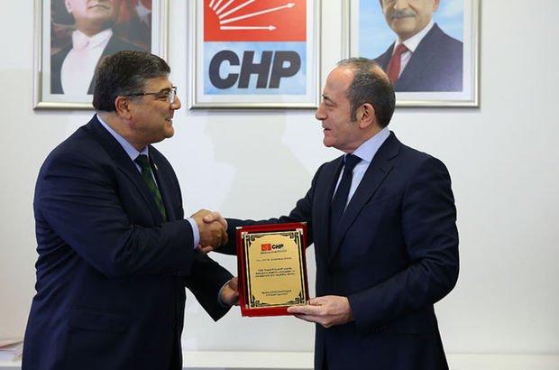 CHP'de devir teslim töreni: Hamzaçebi Genel Sekreterlik görevini devraldı