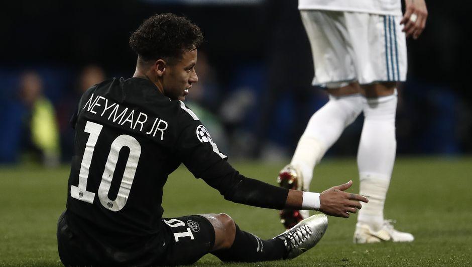 Neymar'dan Real Madrid açıklaması