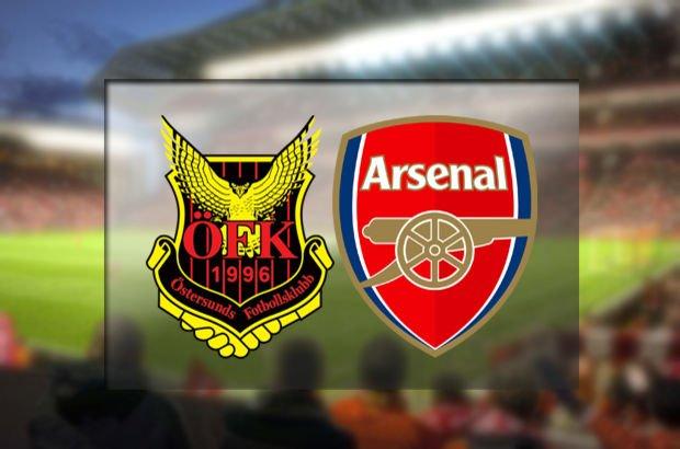 Östersunds - Arsenal