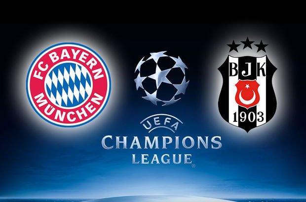 Bayern Münih Beşiktaş