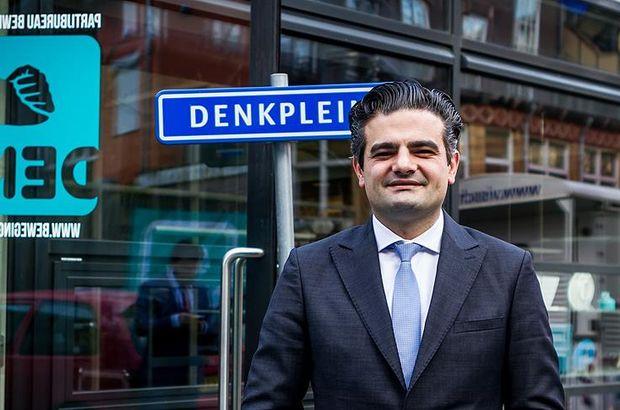 Hollanda Parlamentosunda 'Zeytin Dalı Harekatı' oturumu