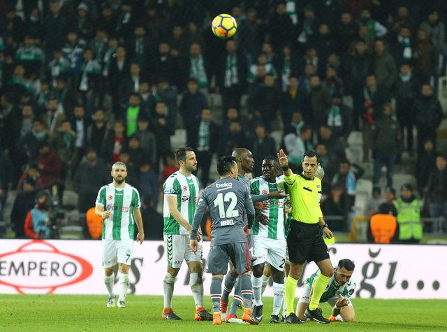 Rıdvan Dilmen'den Konyaspor Beşiktaş maçıyla ilgili flaş açıklamalar: Hem sonucu hem ligi değiştirecek hatalar!