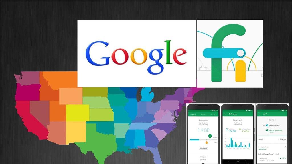 Google internet bağlantısı artık 170 ülkede satışta!