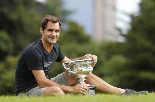 Federer tarihe geçiyor!