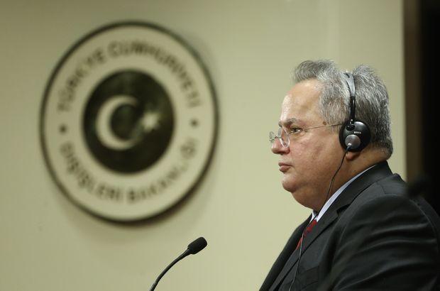 Yunanistan'dan Kardak gerilimini tırmandıracak açıklama!
