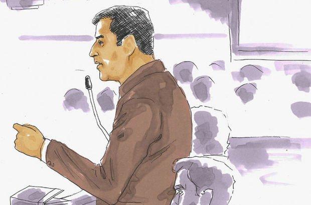Selahattin Demirtaş'ın tutukluluğunun devamına karar verildi