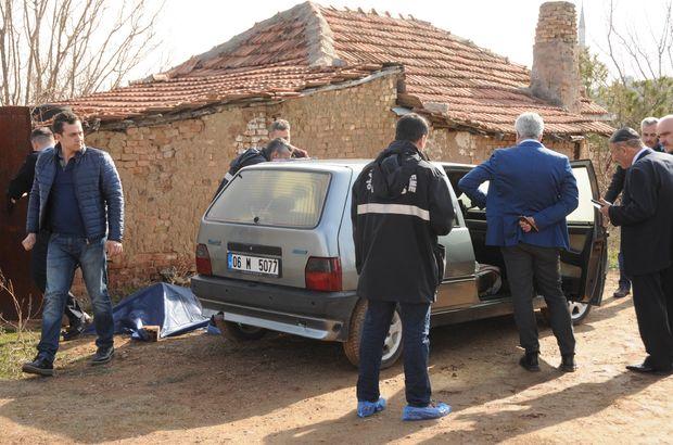 Benzin dökülerek yakılmış kadın cesedi bulundu