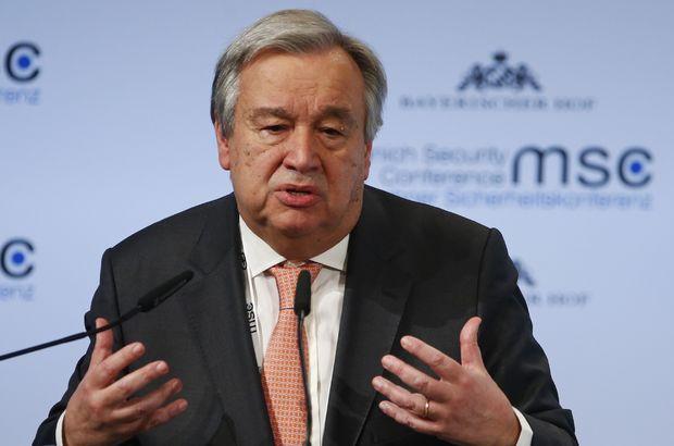 BM'den korkutan Suriye açıklaması