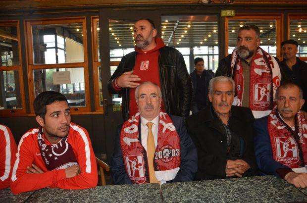 Fethi Sekin'in babası, Elazığspor'u yalnız bırakmadı