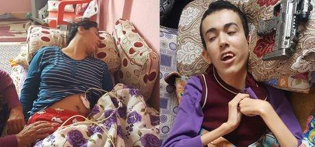15 yıldır hastalıklarına teşhis konulamayan kardeşler yardım bekliyor