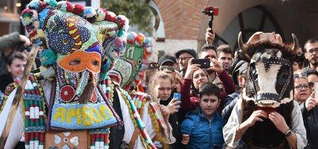 Edirne'de Kukerlandia Maske Festivali