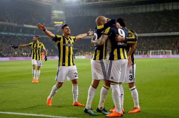Fenerbahçe, 'samba' yaptı!
