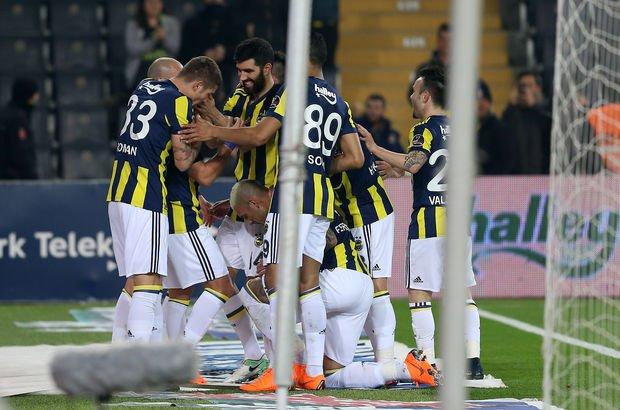 Fenerbahçe çıkışını sürdürdü!