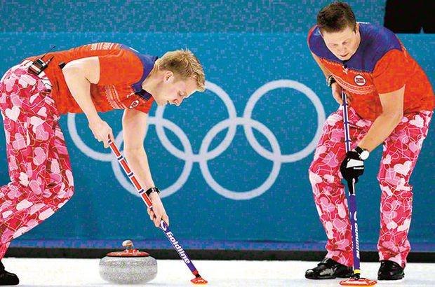 Kış olimpiyatlarında moda