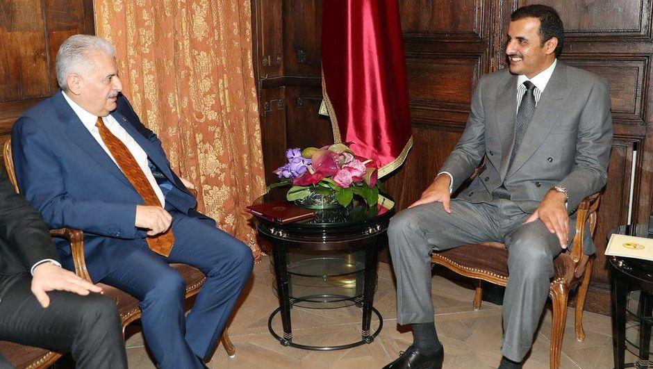 Başbakan Yıldırım'dan üç günde sekiz ikili görüşme!
