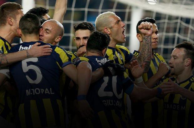 """""""10 numarası ve santrforu gol atan Fenerbahçe..."""""""